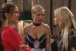 Libby Kennedy, Sindi Watts, Sky Mangel in Neighbours Episode 4556