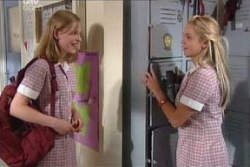 Lana Crawford, Sky Mangel in Neighbours Episode 4557
