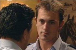 Allan Steiger, Stuart Parker in Neighbours Episode 4557