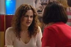Liljana Bishop, Svetlanka Ristic in Neighbours Episode 4559
