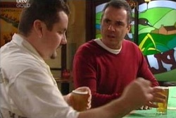 Toadie Rebecchi, Karl Kennedy in Neighbours Episode 4562