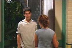 Stingray Timmins, Serena Bishop in Neighbours Episode 4564