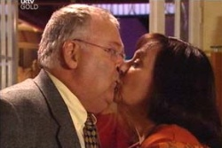 Harold Bishop, Svetlanka Ristic in Neighbours Episode 4564