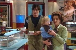 Jack Scully, Oscar Scully, Lyn Scully in Neighbours Episode 4564