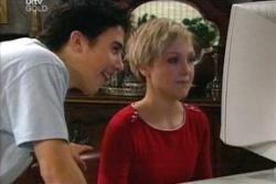 Stingray Timmins, Sindi Watts in Neighbours Episode 4565
