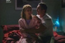 Izzy Hoyland, Karl Kennedy in Neighbours Episode 4566