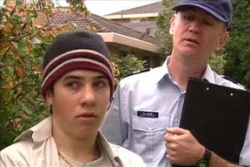 Stingray Timmins in Neighbours Episode 4566