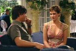Jack Scully, Nina Tucker in Neighbours Episode 4567