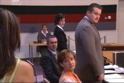 Libby Kennedy, Karl Kennedy, Susan Kennedy, Toadie Rebecchi in Neighbours Episode 4567