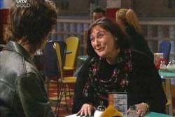 Luka Dokic, Svetlanka Ristic in Neighbours Episode 4568