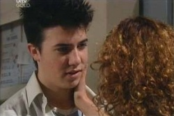 Stingray Timmins in Neighbours Episode 4568