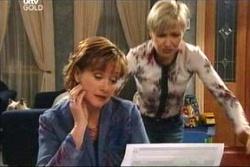 Sindi Watts, Susan Kennedy in Neighbours Episode 4569