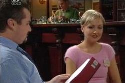 Toadie Rebecchi, Sindi Watts in Neighbours Episode 4569
