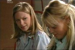 Lana Crawford, Sky Mangel in Neighbours Episode 4569