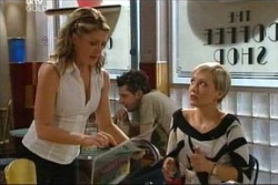 Izzy Hoyland, Sindi Watts in Neighbours Episode 4570