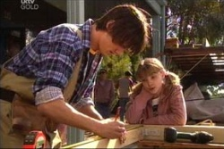 Jack Scully, Summer Hoyland in Neighbours Episode 4570