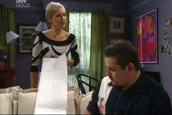 Sindi Watts, Toadie Rebecchi in Neighbours Episode 4570