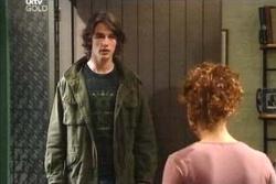 Luka Dokic, Serena Bishop in Neighbours Episode 4572