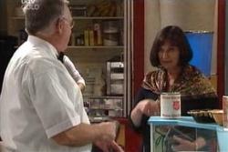 Harold Bishop, Svetlanka Ristic in Neighbours Episode 4572