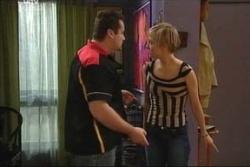 Toadie Rebecchi, Sindi Watts in Neighbours Episode 4575