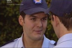 Peter Parthimos, Stuart Parker in Neighbours Episode 4576