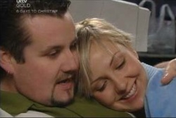 Toadie Rebecchi, Sindi Watts in Neighbours Episode 4578