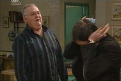 Harold Bishop, David Bishop in Neighbours Episode 4579