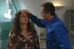 Liljana Bishop, Karl Kennedy in Neighbours Episode 4579