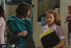 Svetlanka Ristic, Serena Bishop in Neighbours Episode 4579