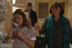 Serena Bishop, Svetlanka Ristic in Neighbours Episode 4580