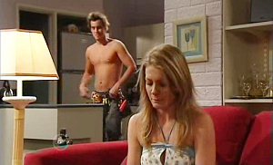 Ned Parker, Izzy Hoyland in Neighbours Episode 4804