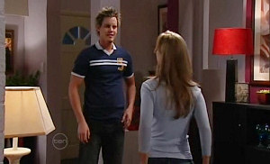 Ned Parker, Elle Robinson in Neighbours Episode 4816