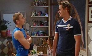 Boyd Hoyland, Ned Parker in Neighbours Episode 4816