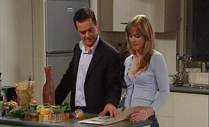 Paul Robinson, Elle Robinson in Neighbours Episode 4816