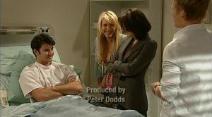 Frazer Yeats, Pepper Steiger, Rosie Cammeniti, Oliver Barnes in Neighbours Episode 5182