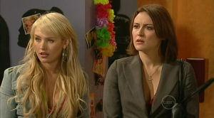 Pepper Steiger, Rosie Cammeniti in Neighbours Episode 5182
