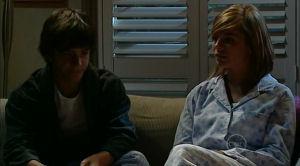 Zeke Kinski, Rachel Kinski in Neighbours Episode 5184