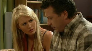 Allan Steiger, Pepper Steiger in Neighbours Episode 5185