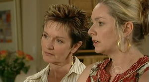 Susan Kennedy, Janelle Timmins in Neighbours Episode 5186