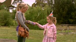 Pepper Steiger, Jessica Wright in Neighbours Episode 5186