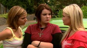 Rachel Kinski, Bree Timmins, Sky Mangel in Neighbours Episode 5186