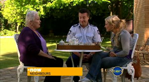 Mary Casey, Allan Steiger, Pepper Steiger in Neighbours Episode 5187
