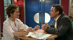 Paul Robinson, Susan Kennedy in Neighbours Episode 5189