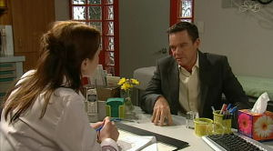 Charlotte Stone, Paul Robinson in Neighbours Episode 5190