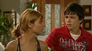 Rachel Kinski, Zeke Kinski in Neighbours Episode 5190