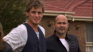 Ned Parker, Steve Parker in Neighbours Episode 5261