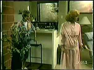Daphne Clarke, Carol Brown in Neighbours Episode 0019