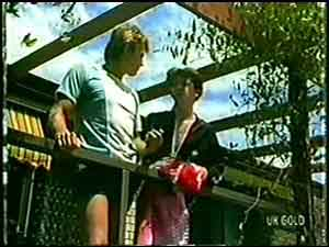 Shane Ramsay, Danny Ramsay in Neighbours Episode 0020