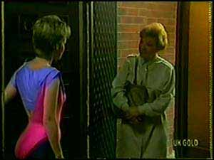Daphne Clarke, Eileen Clarke in Neighbours Episode 0021