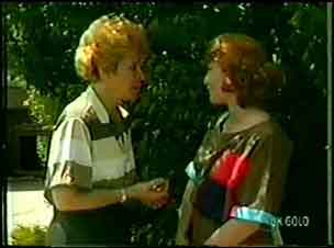 Eileen Clarke, Carol Brown in Neighbours Episode 0022